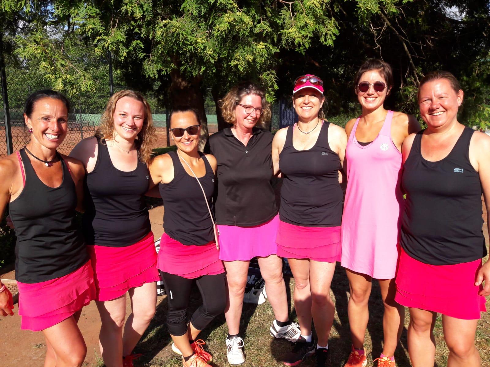 TuS Baerl Tennis Damen 30 Mannschaft