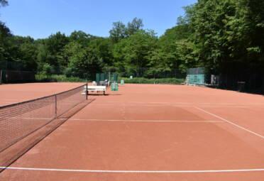 Plätze Tus Baerl Tennis